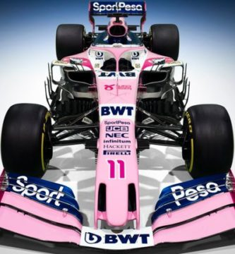 racing point force india 2019 f1